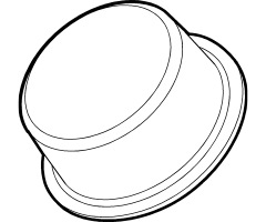 Round Flanged Cover